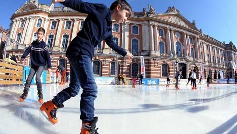 Le bilan carbone de la patinoire du Capitole : les calculs